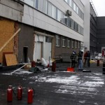 Mustamae haiglas oli tulekahju. Foto: Paasteamet.